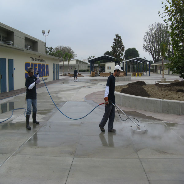 Concete Cleaning Pressure Washing Surface Cleaning