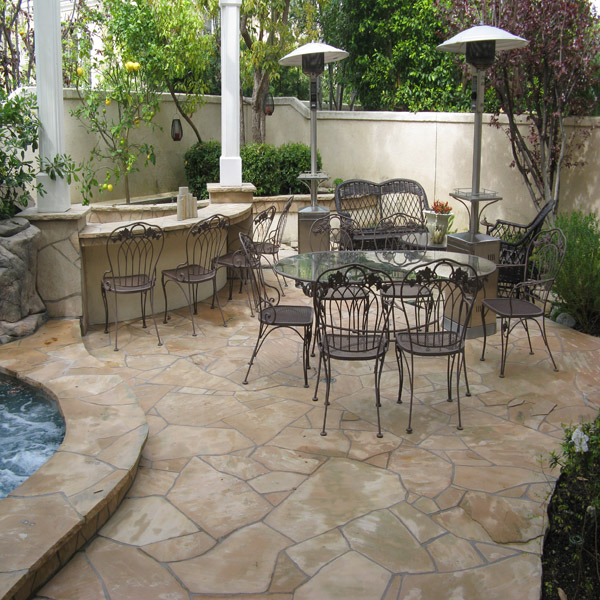 Patio Pressure Washing Surface Cleaning