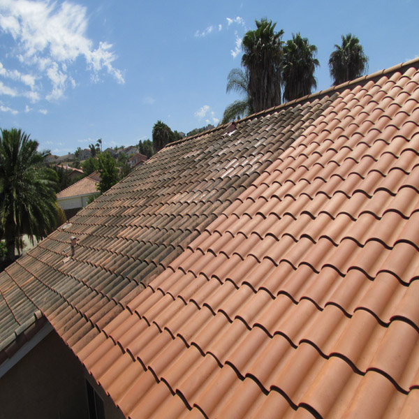 Roof Cleaning Los Angeles & Orange County